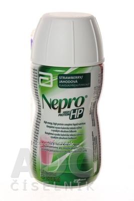 NEPRO HP jahodová príchuť 1x220 ml