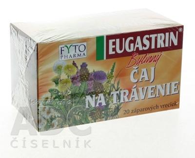 FYTO EUGASTRIN Bylinný čaj NA TRÁVENIE 20x1 g (20 g)