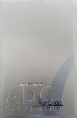 ADVAZORB krytie na rany hydrofilné penové 10x20 cm, 1x10 ks