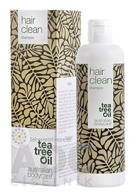 ABC tea tree oil HAIR CLEAN - Šampón na vlasy s Lamesoft Care1x250 ml