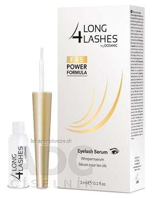 LONG 4 LASHES FX5 Eyelash Serum sérum na očné riasy 1x3 ml