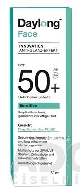 Daylong Sensitive Face SPF 50+ fluid 1x50 ml