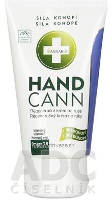 ANNABIS HANDCANN regeneračný krém na ruky 1x75 ml