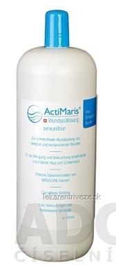 ActiMaris Sensitiv Roztok na rany (Wundspüllösung) na kožu a sliznice 1x1000 ml