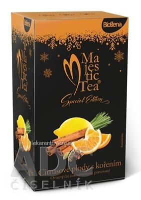 Biogena Majestic Tea Citrusové plody s korením ovocný čaj 20x2,4 g (48 g)
