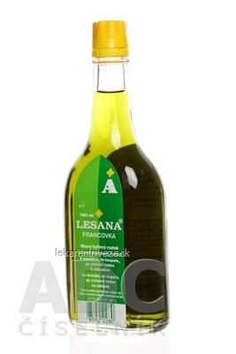 ALPA LESANA FRANCOVKA liehový bylinkový roztok 1x160 ml