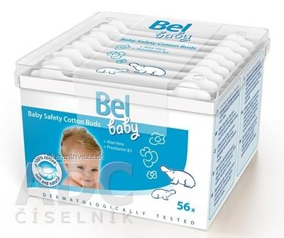 Bel baby detské vatové tyčinky 1x56 ks