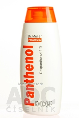 Dr. Müller PANTHENOL kondicionér 4% 1x200 ml