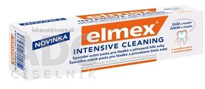 ELMEX INTENSIVE CLEANING ZUBNÁ PASTA 1x50 ml
