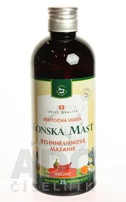 KONSKÁ MASŤ BYLINNÉ LIEHOVÉ MAZANIE HREJIVÉ 1x400 ml