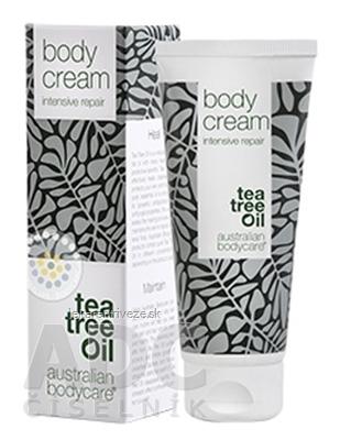 ABC Tea Tree Oil BODY CREAM - Krém ruky nohy telo intenzívny (inov. obal 2018) 1x100 ml