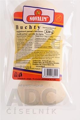 Buchty - bezgluténové parené s lekvárom 1x320 g