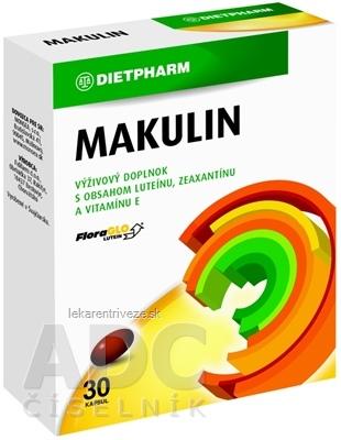 DIETPHARM MAKULIN cps 1x30 ks