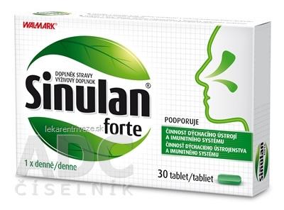 WALMARK Sinulan forte tbl 1x30 ks