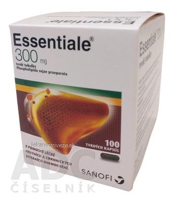 Essentiale 300 mg cps dur 1x100 ks