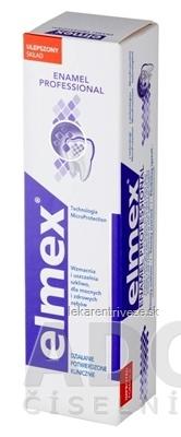 ELMEX ENAMEL PROFESSIONAL ZUBNÁ PASTA 1x75 ml
