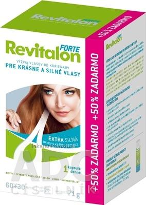 VITAR Revitalon FORTE cps 60+30 zdarma (90 ks)