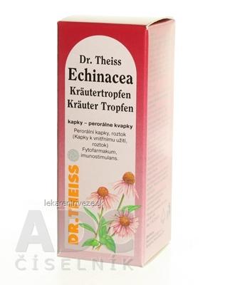 Dr.Theiss ECHINACEA Kräuter Tropfen gtt por 1x50 ml