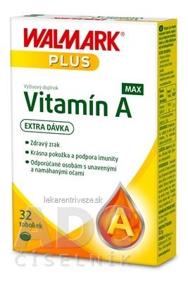 WALMARK Vitamín A MAX cps (inov.2019) 1x32 ks