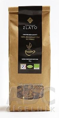 T.ZLATO RAKYTNÍK 100% BIO SYPANÝ ČAJ z celej rastliny, bylinný čaj 1x50 g