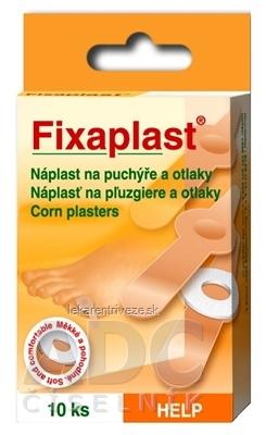 FIXAplast HELP náplasť na pľuzgiere a otlaky 1x10 ks
