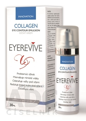 EYEREVIVE COLLAGEN očný krém 1x30 ml