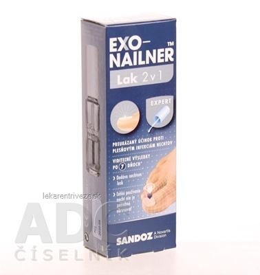 Exo-Nailer lak 2v1 1x5 ml