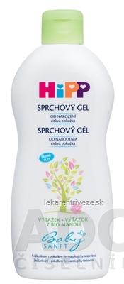 HiPP BabySANFT Sprchový gél (od narodenia) 1x400 ml