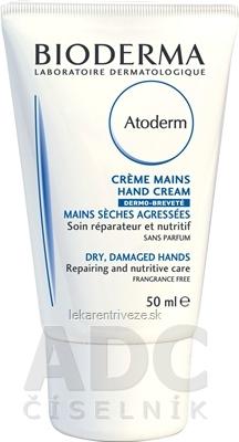 BIODERMA Atoderm Krém na ruky a nechty 1x50 ml