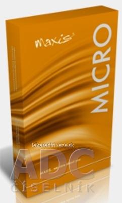 MAXIS MICRO LÝTKOVÉ PANČUCHY veľkosť 6, (II.KT), normálne, bez špice, svetlé, 1x1 pár