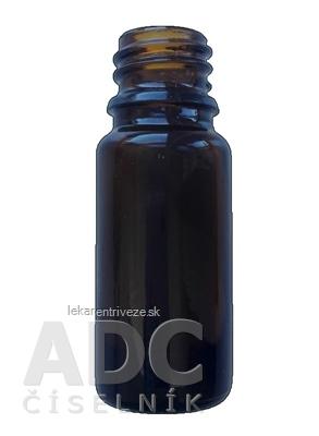 Liekovka (hnedé sklo) 10 ml GL18 1x1 ks