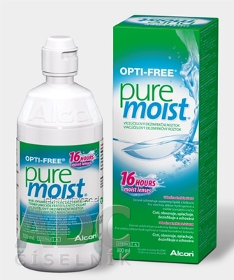 OPTI-FREE PureMoist 1x300 ml