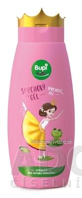 Bupi KIDS Sprchový gél ružový 1x250 ml