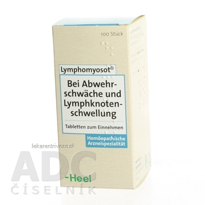 Lymphomyosot tbl 1x100 ks