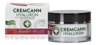 ANNABIS CREMCANN Hyaluron prírodný pleťový krém, anti-age, 1x50 ml
