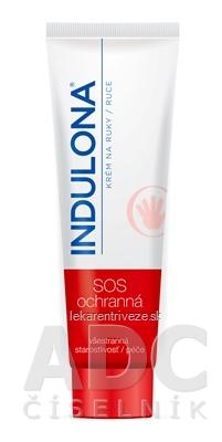 INDULONA ochranná krém na ruky 1x85 ml