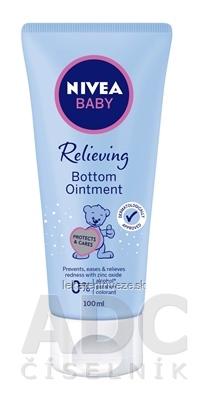 NIVEA BABY Krém proti zapareninám 1x100 ml