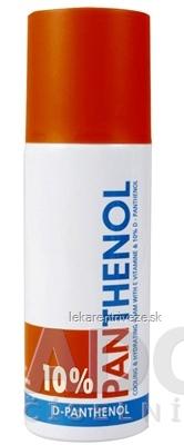 PANTHENOL SPREJ 10 % 1x150 ml