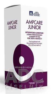 AMPCARE JUNIOR sirup (inov.zloženie) 1x150 ml
