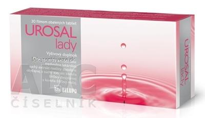 UROSAL lady tbl 1x30 ks