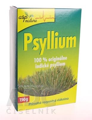 asp Psyllium prírodná rozpustná vláknina 1x150 g