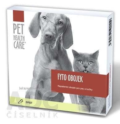 PET HEALTH CARE Fyto obojok repeletný, pre psov a mačky 1x1 ks