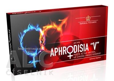 APHRODISIA V pre ženy cps 1x10 ks