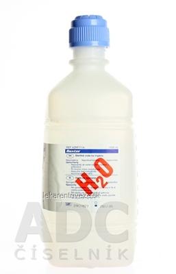 BAXTER VODA STERILNÁ NA IRIGÁCIU 1x1000 ml