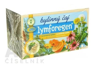 TOPVET LYMFOREGEN bylinný čaj 20x1,5 g (30 g)