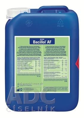 BODE Bacillol AF na dezinfekciu plôch 1x5 l