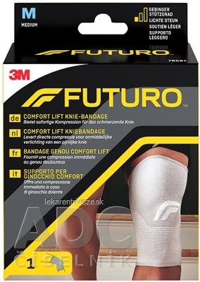 3M FUTURO Comfort bandáž na koleno [SelP] veľkosť M, (76587) 1x1 ks