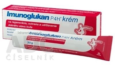 Imunoglukan P4H krém 1x30 g