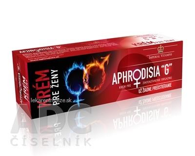 APHRODISIA G krém pre ženy 1x60 ml