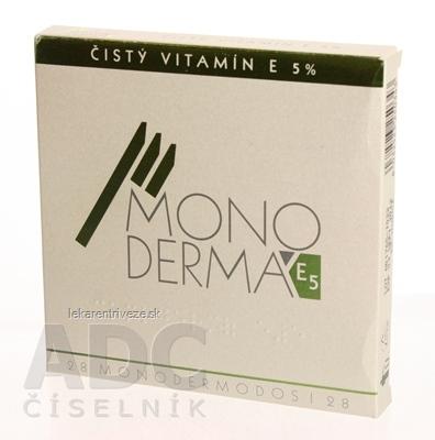 Monoderma E5 amp 1x28 ks